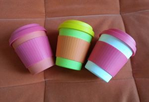 Eco Bamboo Fiber Tableware Coffee Cup (BC-C1027) pictures & photos