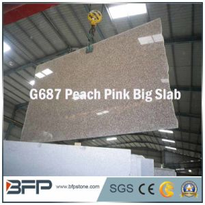 G687 Peach Pink Granite for Slab, Tiles and Countertop pictures & photos