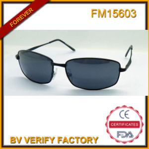 FM15603 Popular High Quality Unisex Stainless Steel Polarized Sunglasses pictures & photos
