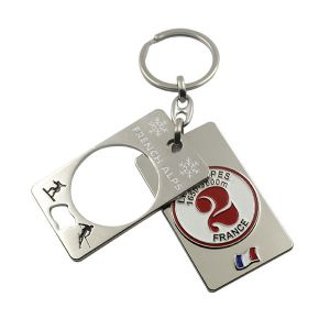 Promotional Metal Key Chain pictures & photos
