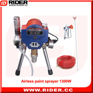 1300W 1.75HP Airless Paint Sprayer pictures & photos