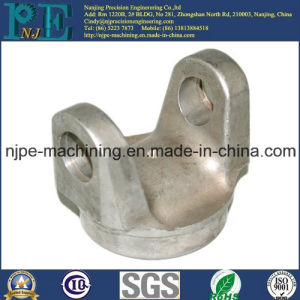High Standard Steel Casting Custom Pipe Base pictures & photos