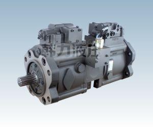 K3V112 Main Hydraulic Pump for Excavator (Kawasaki) pictures & photos