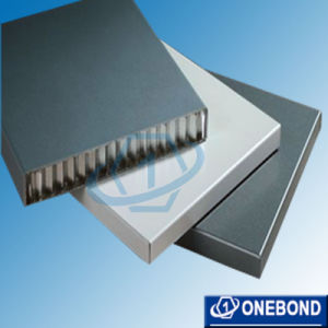 20mm Aluminum Sandwich Honeycomb Panel for Wall Decoration pictures & photos