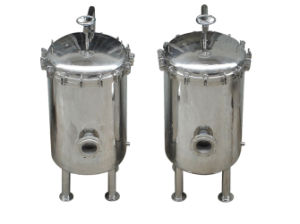 Stainless Steel Cartridge Filters/Water Filter pictures & photos