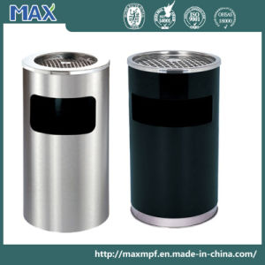 Stainless Steel Good Design Dustbin pictures & photos