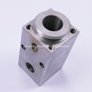 CNC Machining of Stainless Steel Equipment Accessories
