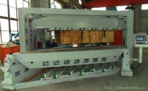 Professional Veneer Slicing Machinery in Good Quality pictures & photos