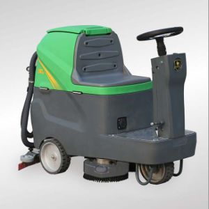 Electric Sweeper Road Sweeper Machine with Charger (DQX6) pictures & photos