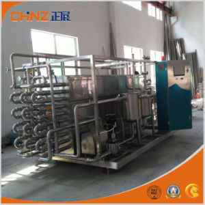 Food Sanitary Stainless Steel Uht Pasteurization Machine pictures & photos