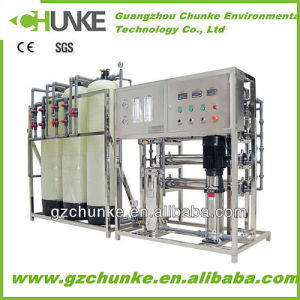 Chunke PLC Reverse Osmosis Salt Pure Water Treatment System pictures & photos