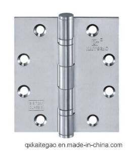 Stainless Steel Ball Bearing Practical Door Hinge (30454-4BB/2BB) pictures & photos