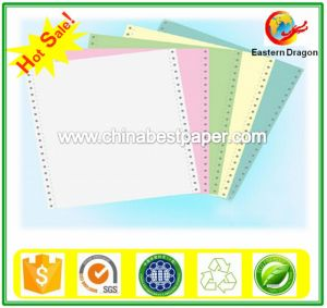 55g Mixed Pulp Carbonless Paper pictures & photos