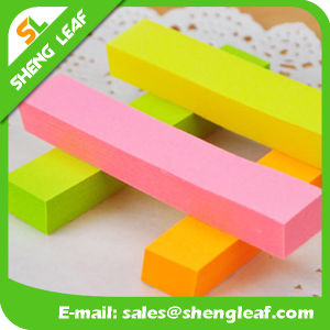Office and School Supplies Gifts Die-Cut Sticky Note (SLF-PI006) pictures & photos