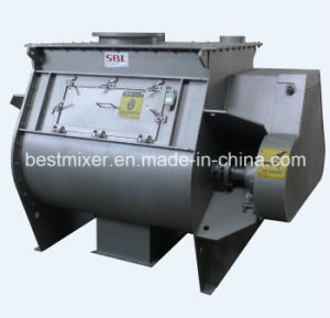 Paddle Blender for Animal Feed High Precision Mixing pictures & photos