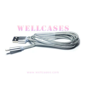 Mobile Phone Accessories Metal Magnetic Cable for iPhone 5/Android Charging Port pictures & photos