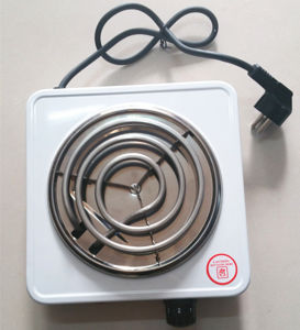 Electrical Single Hot Plate Iron Heating Element Heating Stove pictures & photos