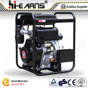 2 Inch High Pressure Diesel Water Pump with Big Frame (DP20HE) pictures & photos