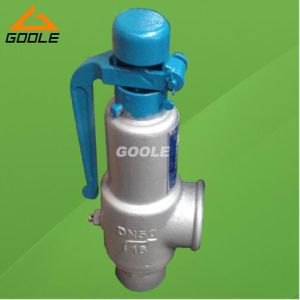 Male Thread Pressure Safety Relief Valve (GAA27H) pictures & photos