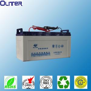 Gel Battery 12V100ah for Solar Power System or Street Light