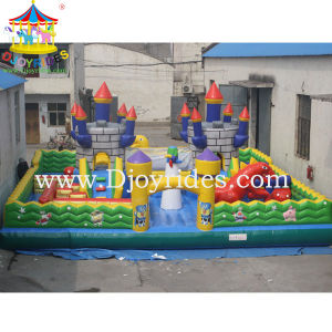 Jurassic/Jungle/Dinosaur/Airplane Giant Inflatable Amusement Park, Inflatable Fun City, Inflatable Playground pictures & photos