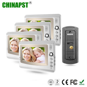 Factory Wholesale Night Vision Video Intercom Doorbell (PST-VD973C) pictures & photos