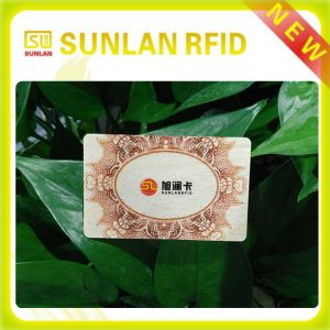Leader Supplier Full Side Color Printing Smart Business Card pictures & photos