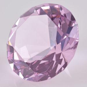Crystal Diamond Paper Weight Wedding Souvenir pictures & photos