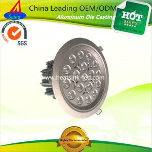 China Forging Alliance Appointed Casting LED Fixture Light Parts pictures & photos