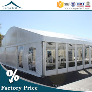 Fire Retardant Fabric Exhibition Wedding Party Arch Roof Tent with Inner Linings pictures & photos