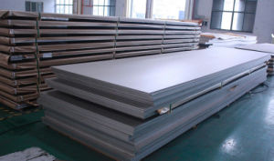 2b Surface or Mirror Finish Stainless Steel Plating for Construction