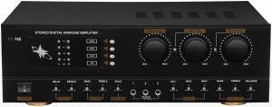 Clear Voice KTV Power Audio Karaoke Amplifier Kb760 pictures & photos
