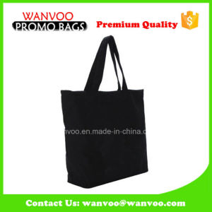 Black Elegant Canvas Handbags for Garment pictures & photos