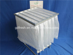 Air Bag Filter for Air Purification Engineering pictures & photos