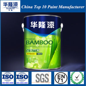 Hualong Bamboo Charcoal Material 5in1 Decorative Wall Coatings pictures & photos