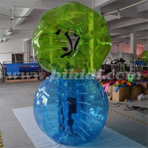 Adult Size TPU Bubble Soccer Ball, Inflatable Knocker Ball D5089 pictures & photos