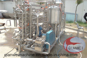 Tube in Tube Sterilizer pictures & photos