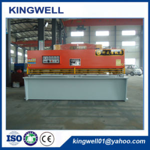 Hot Sale Hydraulic Sheet Metal Cutting Machine (QC12Y-4X2500) pictures & photos
