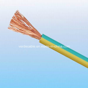 Single Core One Phase Copper Conductor Flexible Wire Cable pictures & photos