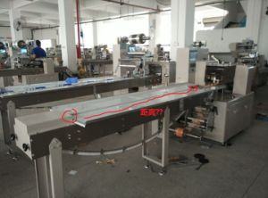 Automatic Filling Nitrogen Packing Machine for Food pictures & photos