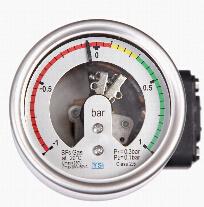 Sf6 Density Switch Pressure Gauge Manometer of Sf6 Density Gauge