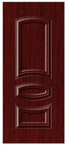 Solid Wood Variety Color Steel Door pictures & photos