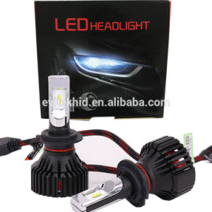 Top Quality 30W 4000lm Philips T8 Car Headlight H7 LED Car Light pictures & photos