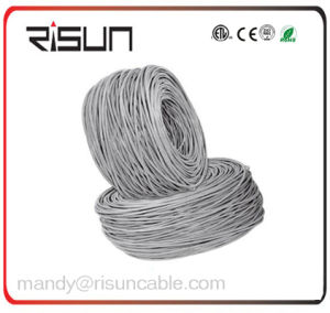 OFC UTP Cat5e for Network LAN Cable RoHS Compliant, ETL List pictures & photos