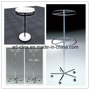 Diameter Round Matte Folding Rack with Round Tubing Rail pictures & photos