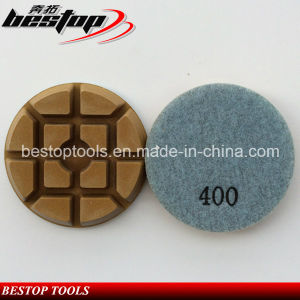 "Premium Quality 3"" Concrete Dry Polishing Pads for North America pictures & photos"