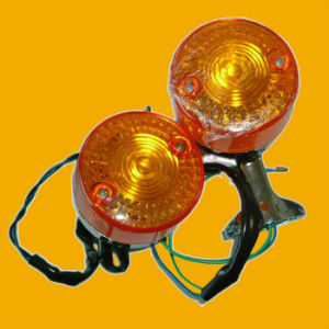 C50 Motorcycle Turning Light, Motorcycle Winker Lamp for Africa pictures & photos