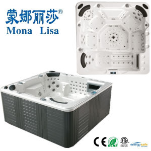 Monalisa Attractive 5 Person Outdoor Jacuzzi Hot SPA for Therapy pictures & photos