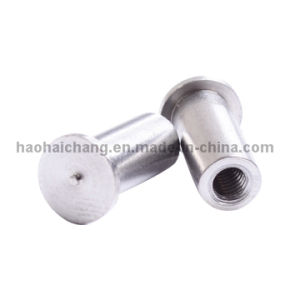 Electronical Metal Steel Nickel Plated M4 Flange Slot Bolt pictures & photos