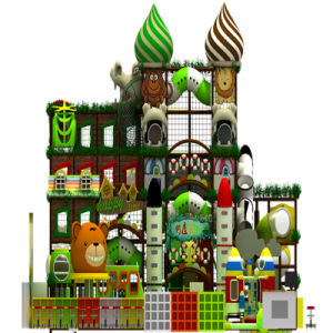 Forest Theme Large Indoor Playground for Amusement Park pictures & photos
